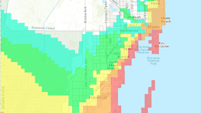 Estas son las zonas de evacuacin obligatoria en Florida y reas