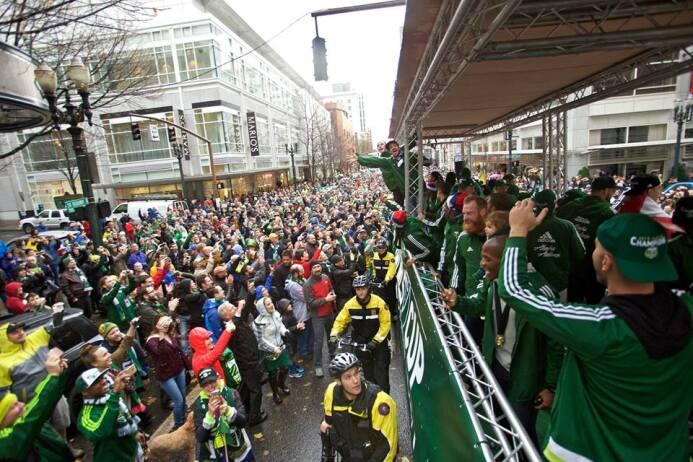 Portland Timbers recibirá los anillos de campeón este viernes 12321466_1...