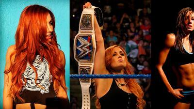 Becky Lynch la campeona de la lucha libre que es la sensación del momento