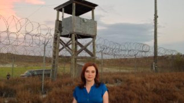 Lourdes Del Rio en Guantanamo