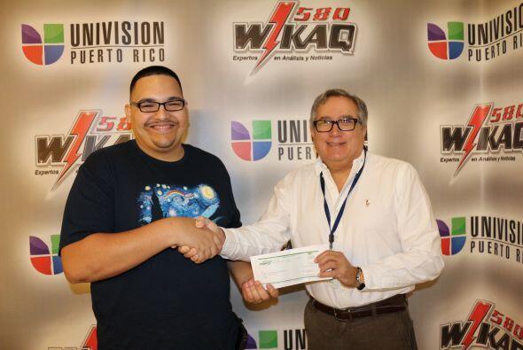 ¿Quieres ganarte $250 dólares? Tienes que escucharnos ONLINE en www.wkaq...