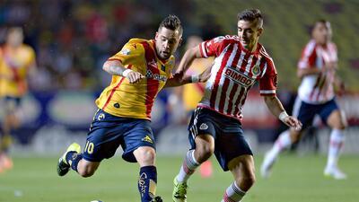 Morelia 1-2 Chivas: Chivas vence a Morelia y va  cuartos de final en la...