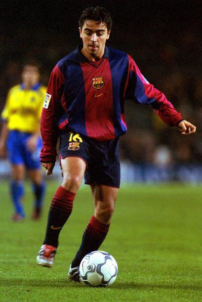 Aquella misma temporada otro tanto suyo ante el Valladolid salvó la cabe...