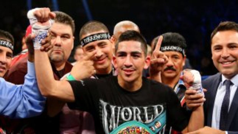 El mexicano Leo Santa Cruz se enfrentará al cubano Rigondeaux.