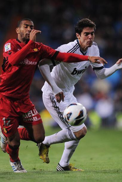En el segundo tiempo llegaron los 10 minutos demoledores del Madrid para...