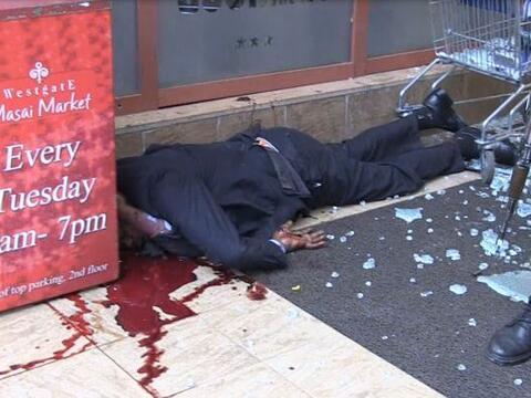 Tras cuatro días de asedio por parte del Ejército de Kenia...