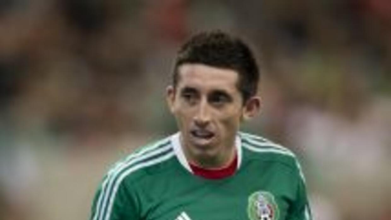 Héctor Miguel Herrera.