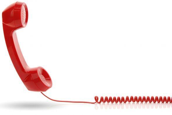 Asegúrate de tener siempre a la mano números telefó...