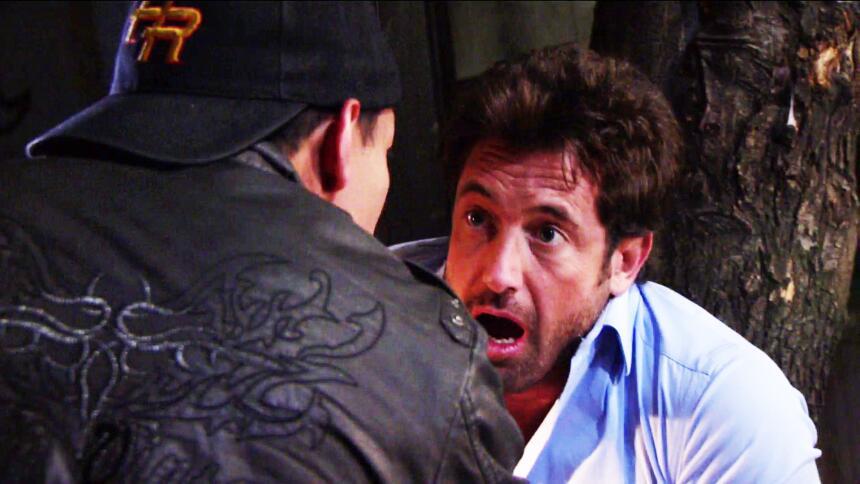 Gabriel Soto robó y robó suspiros en 'Yo No Creo En Los Hombres' 7B90DBE...