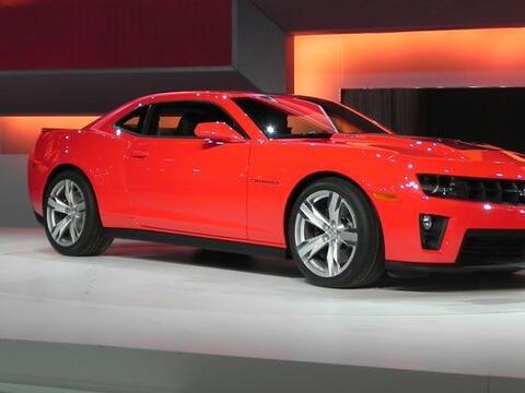 Chevrolet aprovechó el Chicago Auto Show para presentar su nuevo...