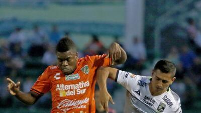 Aburrido empate entre Jaguares y León