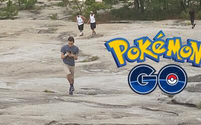 El juego te puede llevar a lugares lejanos en búsqueda de un pokémon