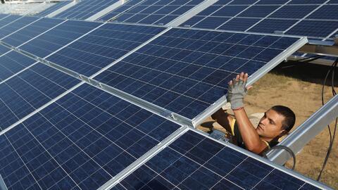 California rompe récord en la generación de energía renovable