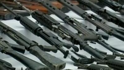 Agentes federales perdieron el rastro de armas que terminaron en escenas...