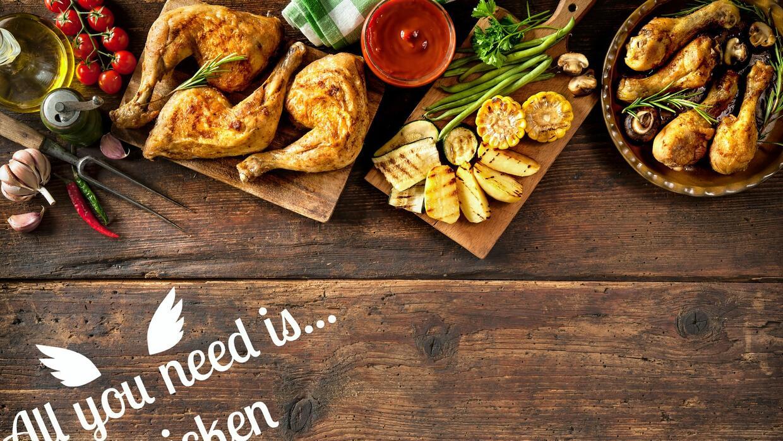 Las mejores 60 recetas de pollo univision for Cocinar a 60 grados