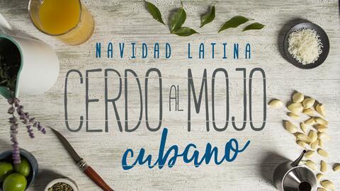 """Cerdo al mojo - El Recetario """"Navidad latina"""" #ComoEnCasa"""
