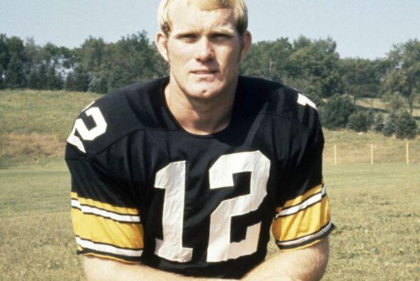 1. Terry Bradshaw (1970).- Pittsburgh Steelers.