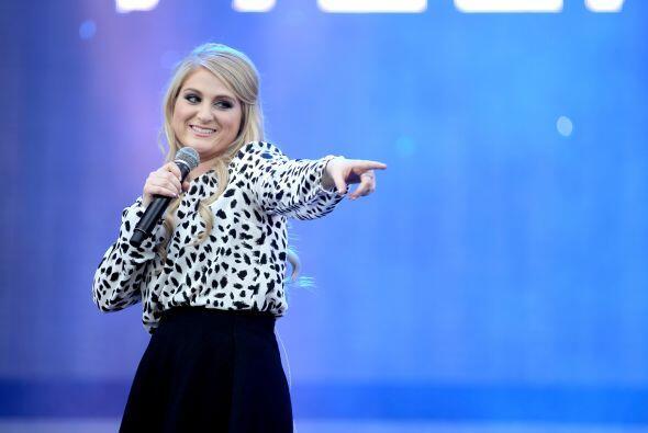 Meghan Trainor: La cantante ha conseguido el éxito con sus pegajosas mel...