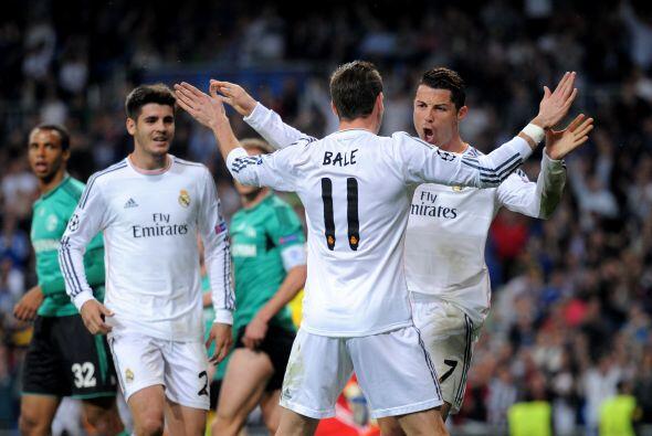 El portugués agradeció al galés Gareth Bale, el futbolista que ocupó la...