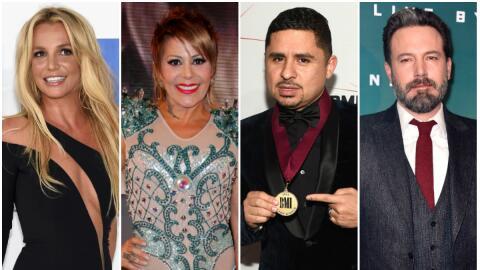 Estos artistas superaron las drogas y el alcohol,  y hoy son ejemplo de...