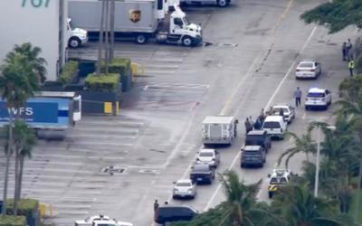 La policía de Miami-Dade confirmó que se informó so...