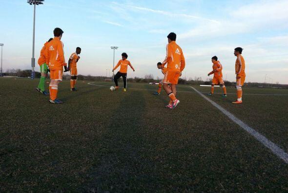 El Dynamo inicia la temporada contra el D.C. United este sábado 2 de marzo.