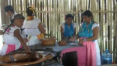 Comal, metate y utensilios mexicanos