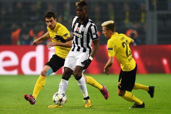 Con la ventaja en el marcador los italianos intentaron controlar las acc...