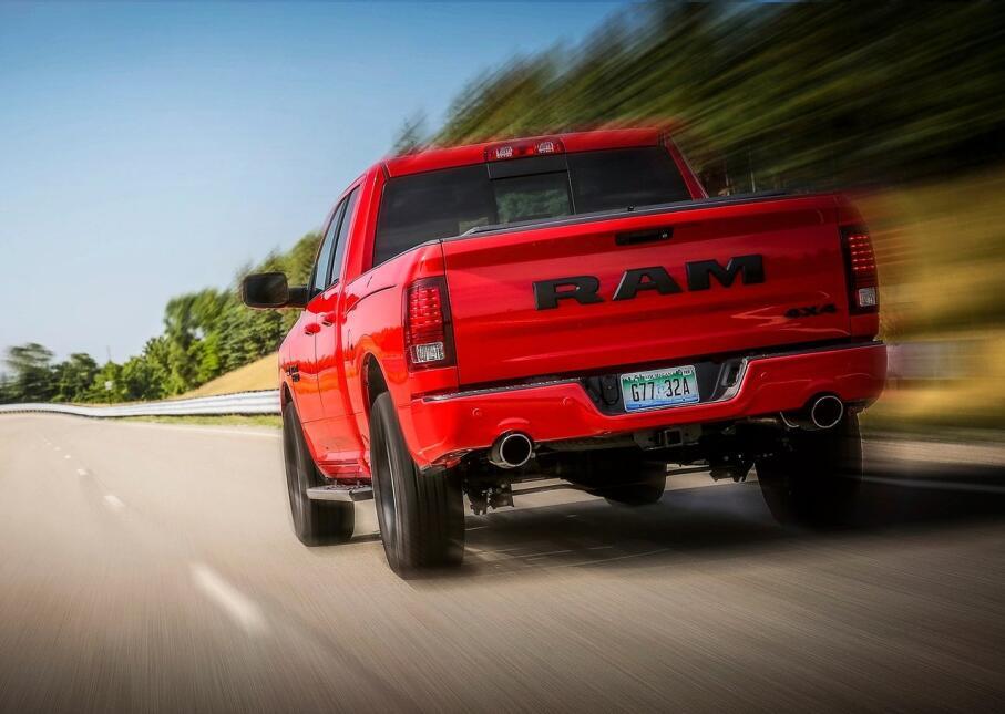 Ram 1500 Night Package