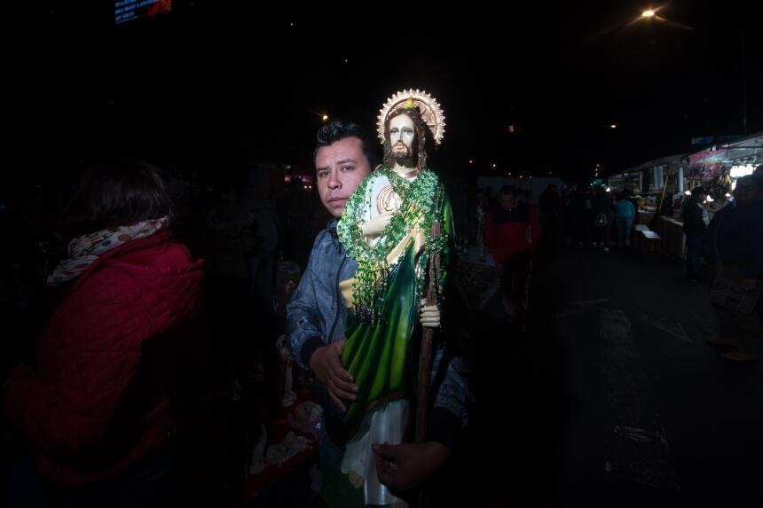 Devotos de San Judas Tadeo