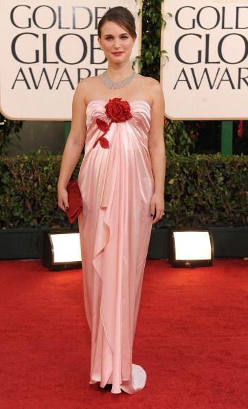El vestido de Natalie Portman es otro que jamás saldrá de nuestra memori...