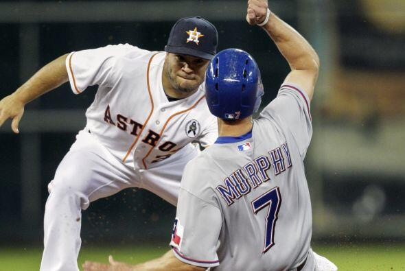 El gusto de los Astros de vencer a un equipo con tantos triunfos era vis...
