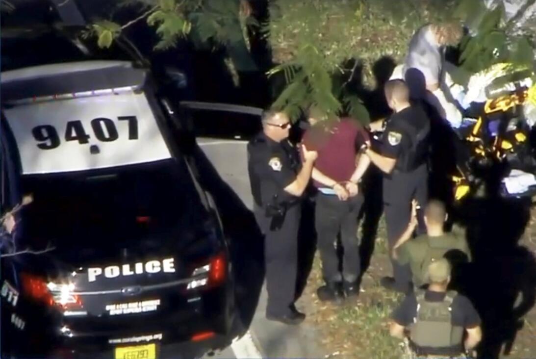 El pistolero, que según las autoridades podría tratarse de un ex alumno,...