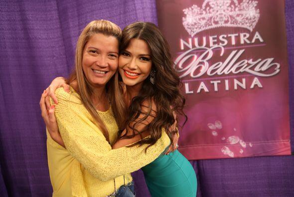 Una de las bonitas sorpresas fue toparnos con Ana Patricia González, qui...