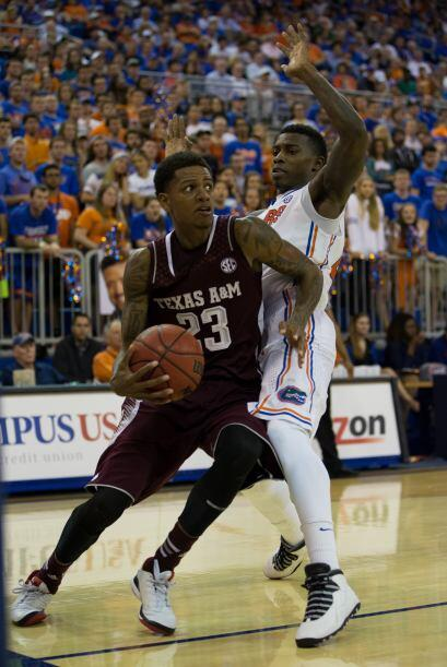 Aggies vs Gators