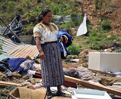 Ayudas milagrosas. Guatemala está en campaña para recolect...