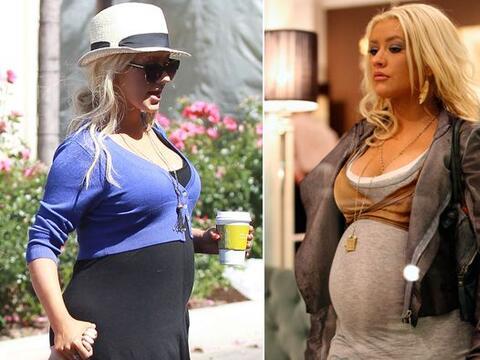 Al parecer la cantante quiere evitar el sobrepeso que vivió hace...