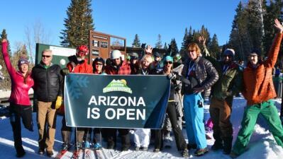 Snowbowl Arizona