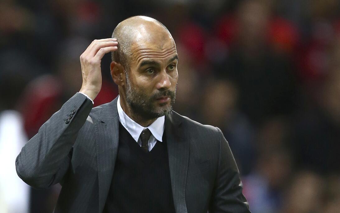 Guardiola y Mourinho dejaron atrás su enemistad en clásico de Manchester...
