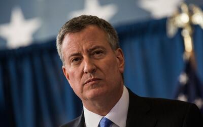'Nueva York en un Minuto': el alcalde Bill de Blasio podría perder el co...
