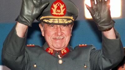 Augusto Pinochet en 1986.