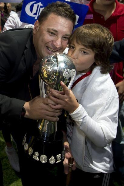 "Mohamed tuvo el mismo caso. El ""Turco"" llegó en el Apertura 2011 tras la..."