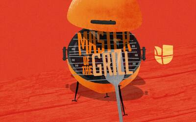 Master of the Grill: costilla cargada de res