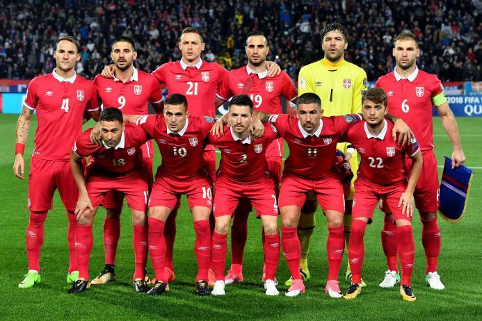 ¡Listos para la fiesta! Estos son los clasificados al Mundial de Rusia 2...