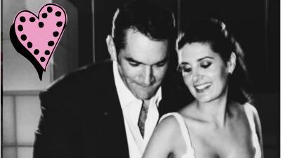 Mayrín Villanueva y Eduardo Santamarina celebran nueve años de amor