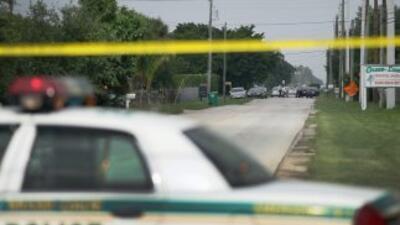 Dos personas murieron y otras dos resultaron heridas durante un tiroteo...