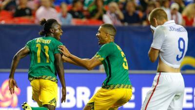 Jamaica jugará por primera vez una final de Copa Oro.
