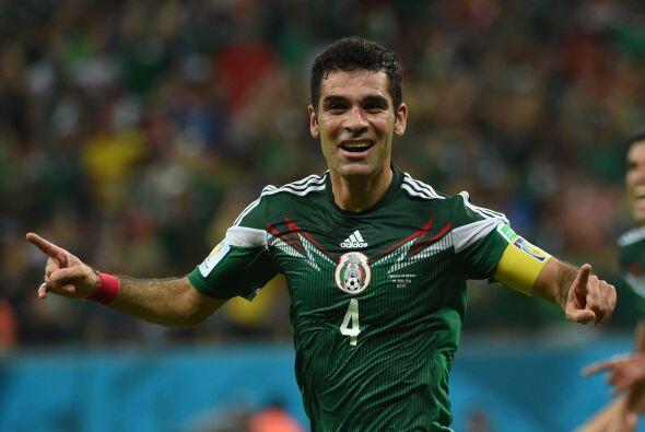 Rafael Márquez espera cumplir con el reto que significa volver a jugar e...