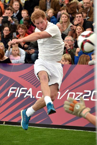Tal vez pueda jugar para el equipo de Inglaterra.