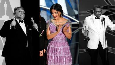 Inmigrantes, igualdad de género y no más abusos sexuales, entre los poderosos discursos de los premios Oscar 2018